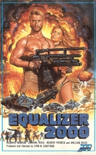 Equalizer 2000 - Finnish VHS movie cover (xs thumbnail)