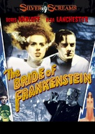 Bride of Frankenstein - Australian DVD cover (xs thumbnail)
