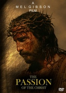The Passion of the Christ - DVD movie cover (xs thumbnail)