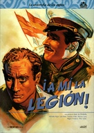 ¡A mí la legión! - Spanish Movie Cover (xs thumbnail)