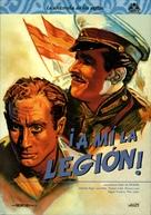 ¡A mí la legión! - Spanish Movie Cover (xs thumbnail)