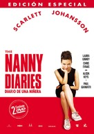 The Nanny Diaries - Spanish DVD movie cover (xs thumbnail)