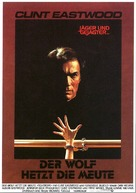 Tightrope - German Movie Poster (xs thumbnail)