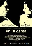 En la cama - Chilean poster (xs thumbnail)