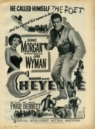 Cheyenne - poster (xs thumbnail)