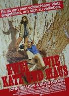 Continental Divide - German Movie Poster (xs thumbnail)