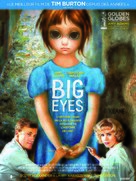 Big Eyes - French Movie Poster (xs thumbnail)