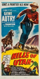 The Hills of Utah - Movie Poster (xs thumbnail)