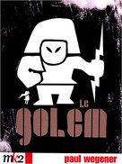 Der Golem, wie er in die Welt kam - French DVD cover (xs thumbnail)