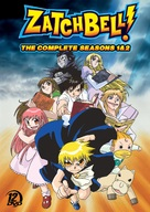 """Zatch Bell!"" - DVD cover (xs thumbnail)"