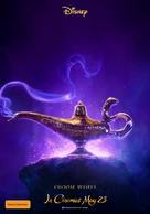 Aladdin - Australian Movie Poster (xs thumbnail)