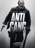 Antigang - French Movie Poster (xs thumbnail)