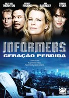 The Informers - Brazilian Movie Poster (xs thumbnail)