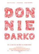 Donnie Darko - German poster (xs thumbnail)
