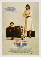 Baby Boom - Spanish Movie Poster (xs thumbnail)