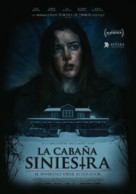 The Lodge - Mexican Movie Poster (xs thumbnail)