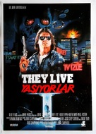 They Live - Turkish Movie Poster (xs thumbnail)