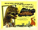 The Beast of Hollow Mountain - Movie Poster (xs thumbnail)