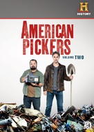 """American Pickers"" - DVD cover (xs thumbnail)"