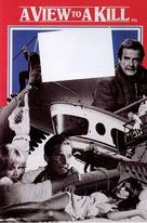 A View To A Kill - British Movie Poster (xs thumbnail)