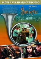 Slavnosti snezenek - Polish Movie Cover (xs thumbnail)