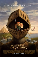 The Tale of Despereaux - Movie Poster (xs thumbnail)