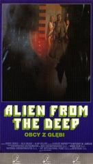 Alien degli abissi - Polish Movie Cover (xs thumbnail)