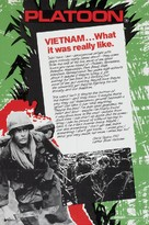 Platoon - British Movie Poster (xs thumbnail)