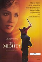 The Mighty - Canadian Movie Poster (xs thumbnail)