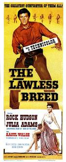 The Lawless Breed - Movie Poster (xs thumbnail)