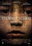 Silent Fall - German Movie Poster (xs thumbnail)