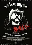 Lemmy - Japanese Movie Poster (xs thumbnail)