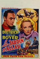 The Garden of Allah - Belgian Movie Poster (xs thumbnail)
