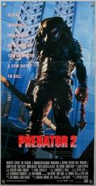 Predator 2 - Australian Movie Poster (xs thumbnail)