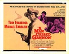 A Man Called Gannon - Movie Poster (xs thumbnail)