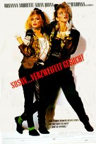 Desperately Seeking Susan - German Movie Poster (xs thumbnail)