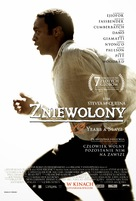 12 Years a Slave - Polish Movie Poster (xs thumbnail)