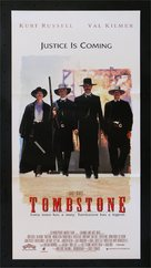 Tombstone - Australian Movie Poster (xs thumbnail)