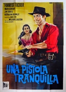 The Quiet Gun - Italian Movie Poster (xs thumbnail)