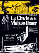 House of Usher - French Movie Poster (xs thumbnail)