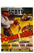 A Lawless Street - Belgian Movie Poster (xs thumbnail)