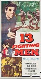 13 Fighting Men - Movie Poster (xs thumbnail)