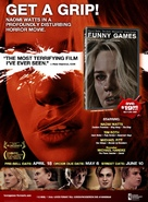 Funny Games U.S. - Video release movie poster (xs thumbnail)