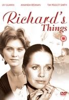 Richard's Things - British Movie Cover (xs thumbnail)