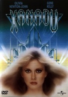 Xanadu - Czech Movie Cover (xs thumbnail)