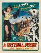 South Sea Sinner - Belgian Movie Poster (xs thumbnail)