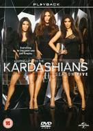 """Keeping Up with the Kardashians"" - British DVD movie cover (xs thumbnail)"