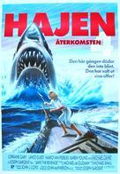 Jaws: The Revenge - Swedish Movie Poster (xs thumbnail)