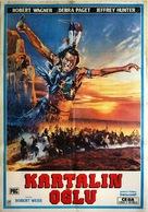 White Feather - Turkish Movie Poster (xs thumbnail)