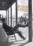My Darling Clementine - DVD movie cover (xs thumbnail)